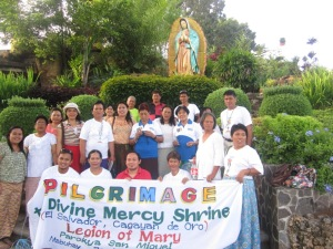 The Legion of Mary Group of Parokya San Miguel - Mabuhay