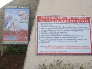 Guidelines in Going Up to the Heart of the Divine Mercy