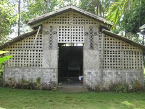 Saint Arnold Janssen Chapel of Upper Catipan, Circa 2012