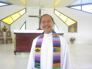 """Fr. Ramon """"Ondoy"""" Espuelas, SVD"""