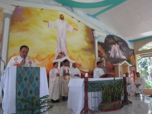 San Isidro Labrador Chapel of Poblacion