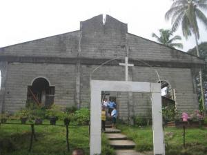 Our Lady of Fatima Chapel of Malinao, Circa 2010