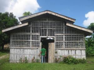 San Isidro Labrador Chapel of Upper Punawan, Circa 2012