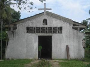 Santo Niňo Chapel of Sto. Niňo, Circa 2013