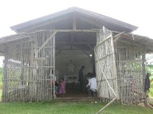 Saint Augustine Chapel of Tandu-Comot, Circa 2013