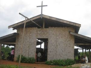 Saint Francis Xavier Chapel of Tumalog, Circa 2013