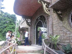 Our Lady of Fatima Chapel of Malinao, Circa 2013