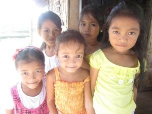The Little Angels of Tandu-comot
