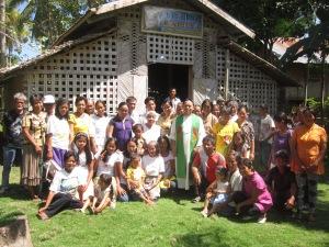 Parishioners, Circa 2013