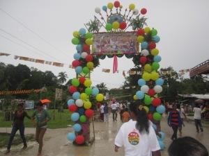 Harap ng Simbahan noong Fiesta 2013