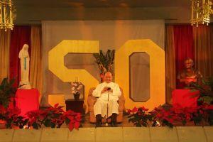 Fr. Uy's 50th Priestly Anniversary  (Photo Credit: SVD DWST Isko)