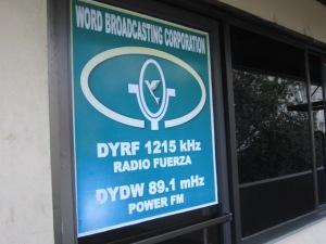 DYRF Radio Fuerza! 1215 sa Dial sa Inyong Mga Radyo!