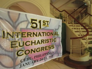 Welcome to the International Eucharistic Congress 2016 Pavilion Groundbreaking Ceremony