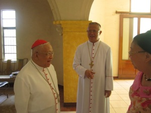 Cardinal Vidal Remembers His Participation in 1933 International Eucharistic Congress