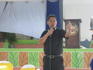 Fr. René Gerona, SVD