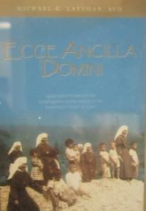 """""""Ecce Ancilla Domini"""""""