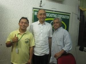 With Guest: Fr. Carmelo Diola of the Dilaab Foundation