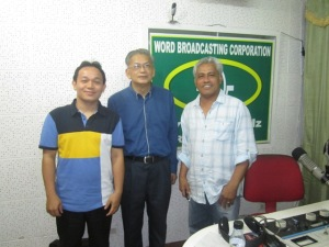 With Guest: Fr. Rod Salazar, SVD - Former President of the University of San Carlos, Cebu City
