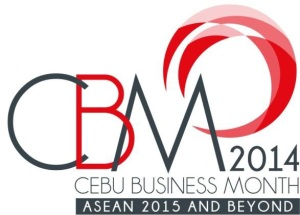 Cebu Business Month 2014