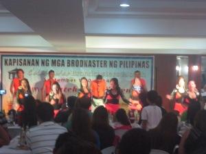 Mga Banggiitang Dancer sa KBP