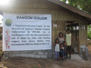 Our Recipient in Okoy, Bantayan