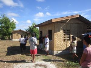 JPIC-IDC Houses in Okoy, Bantayan