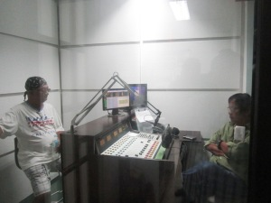 Power FM Booth