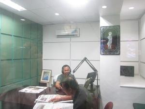 DYRF Radio Fuerza Booth