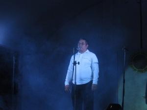 Fr. Cha-cha Jayme, Guest Singer