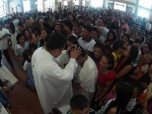 Thanksgiving Day of Fr. Ritchell Salinas, SVD (Photo Credit: Fr. Sherwin Aromin, SVD)