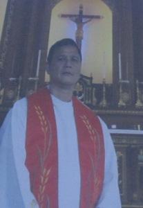 """UNANG PULONG: """"Amahan, pasayloa sila kay wala sila masayod sa ilang gibuhat."""" Fr. Ramon D. Echica Dean of Studies, Seminario Mayor de San Carlos"""