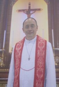"""IKATULONG PULONG: """"Babaye, ania ang imong anak; ania ang imong inahan."""" Fr. Carmelo O. Diola, SSL IEC 2016 Chairman Committee on Solidarity and Communion"""