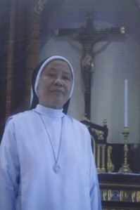 "IKA-UNOM NGA PULONG: ""Natapos na."" Sr. Esterlita L. Lauros, DST Superior General Daughters of St. Theresa"