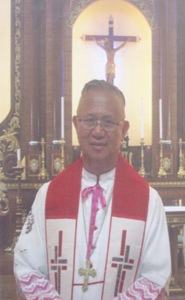 PANAPOS NGA PULONG Msgr. Jose S. Palma, D.D. Archbishop of Cebu