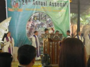 Holy Mass Presided by Msgr. Danny Sanico