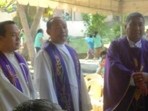 Fr. Wilfredo Genelazo, Coop Spiritual Director