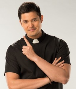 Dingdong Dantes a.k.a. Father Jericho 'Kokoy' Evangelista