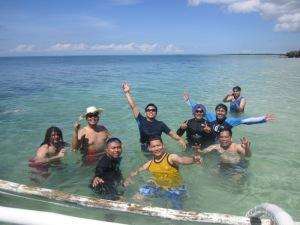 Virgin Island, Bantayan, Northern Cebu