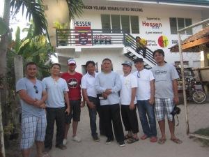 JPIC-IDC Satellite Office in Barangay Guiwanon