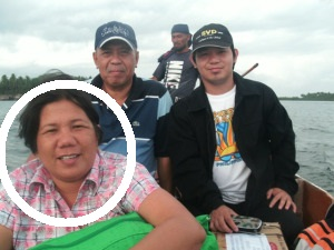 Mother Kiking Lim-Llanos (Circa 2009)