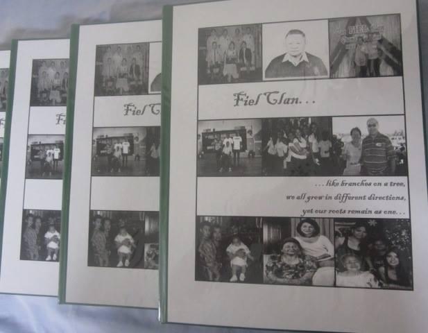 Fiel Clan Book