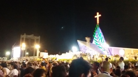 During the Farewell Mass, it was announced that the next International Eucharistic Congress in 2020 will  be in Hungary. Kitakits!