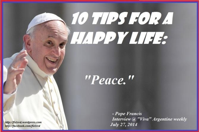 FrancisTipsHappyLife1