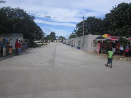 The Entrance of San Pio