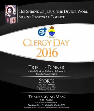 Clergy Day: An Invitation