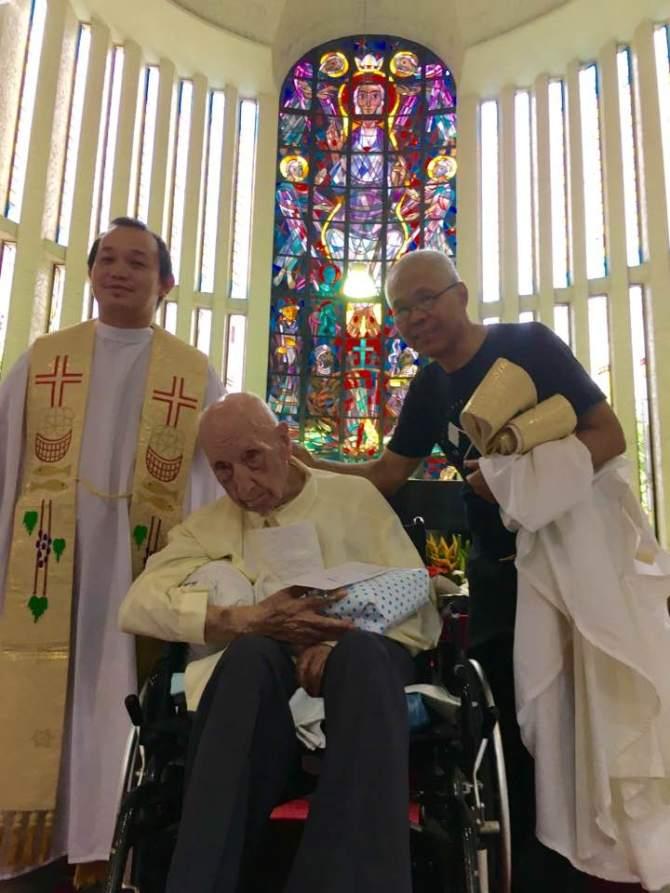 Photo Credit: Fr. Bongayan, SVD