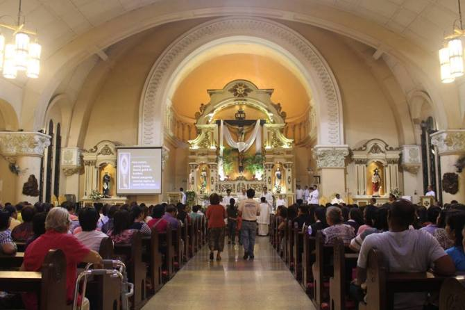 Photo Credit: Ministry of Altar Servers - Sacred Heart of Jesus Parish