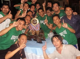 CHAMPION - GIGSTERS TEAM