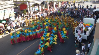 6. At least  five thousand persons, including police and soldiers from the Armed Forces will be deployed on the streets of Cebu City to secure the peace and order in the Sinulog and #FiestaSenyor2017 activities.