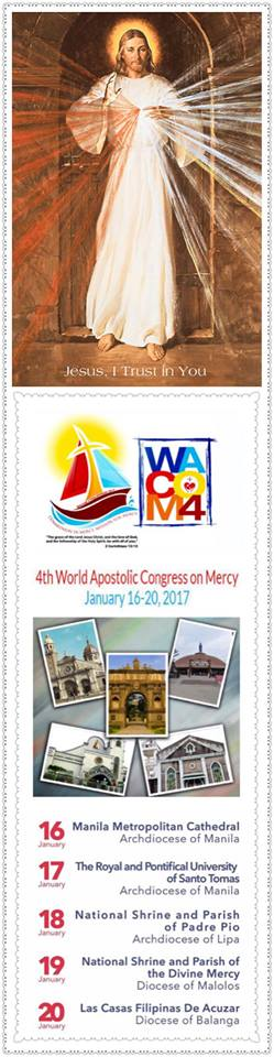 World Apostolic Congress On Mercy